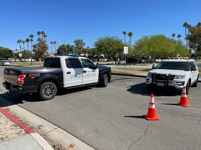 Suspicious Device Discovered at Palm Springs City Hall