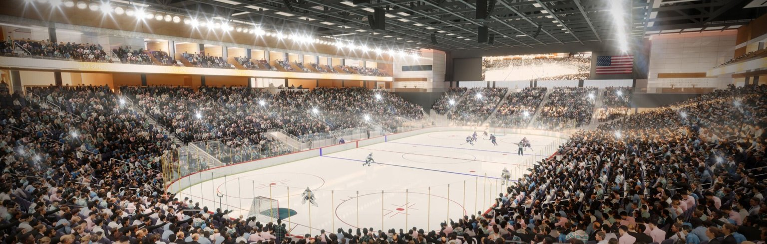 Coachella Valley Arena AHL Team Unveiling on November 5