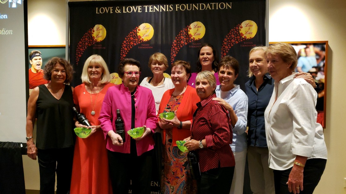 Love & Love Tennis Foundation Event Benefits Coachella Valley Youth Tennis